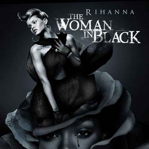 Rihanna The Woman In Black 2011 Nuevo Album